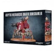 W40K : Adeptus Mechanicus - Skitarii Onager Dunecrawler