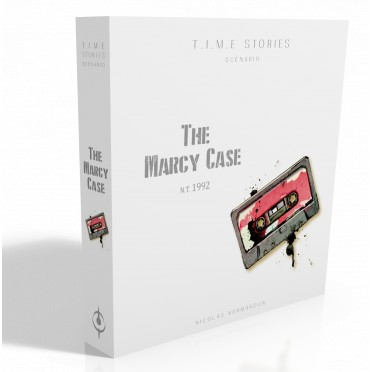 Time Stories VF - Scénario The Marcy Case