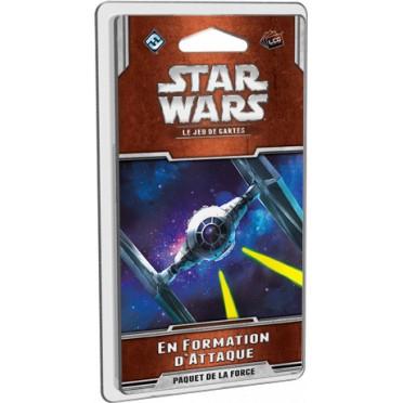Star Wars JCE: En formation d'Attaque
