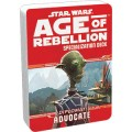 Star Wars : Age of Rebellion - Advocate Specialization Deck 0