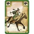 Colt Express (Anglais) - Horses & Stagecoach 1