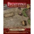 Pathfinder - Flip Mat : Town Square 0