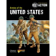 Bolt Action - Armies of the United States Book