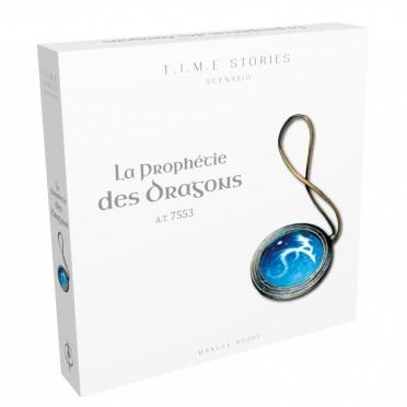 Time Stories VF - La Prophétie des Dragons