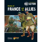 Bolt Action - Armies of France and the Allies Book