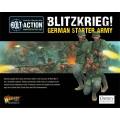 Bolt Action - Blitzkreig German Heer Starter Set 0