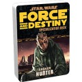 Star Wars: Force and Destiny - Hunter Specialization Deck 0