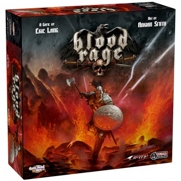 Blood Rage (Anglais)