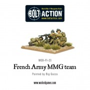 Bolt Action - French - MMG Team