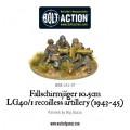 Bolt Action - German - Fallschirmjager 10.5cm LG40/1 Recoilless Artillery (1943-45) 0
