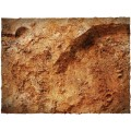 Terrain Mat PVC - Red Planet - 120x180 3