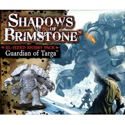 Shadows of Brimstone - Guardian of Targa XL Enemy Pack Expansion pas cher