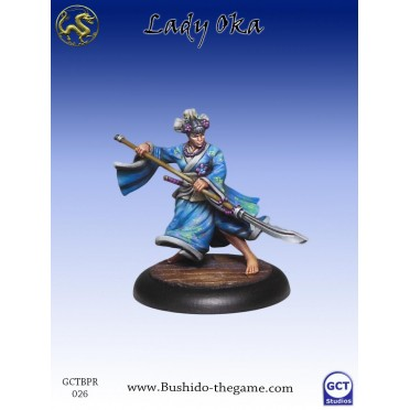 Bushido - Prefecture of Ryu - Lady Oka