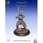Bushido - Takashi Samurai