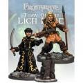 Frostgrave - Maître des corbeaux et Javelinier 0