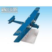 Wings of Glory WW1 - Zeppelin Staaken (Schoeller)