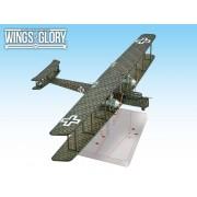 Wings of Glory WW1 - Zeppelin Staaken (Shilling)