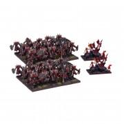 Kings of War - Horde d'Abyssaux mineurs / Porte-flammes