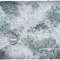 Terrain Mat Cloth - Frostgrave - 90x90 1