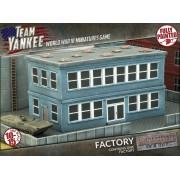 Team Yankee - Factory Building