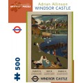 Puzzle - Windsor Castle de Adrian Allinson - 500 Pièces 0