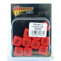 Project Z - Zombie Red Dice Pack 0