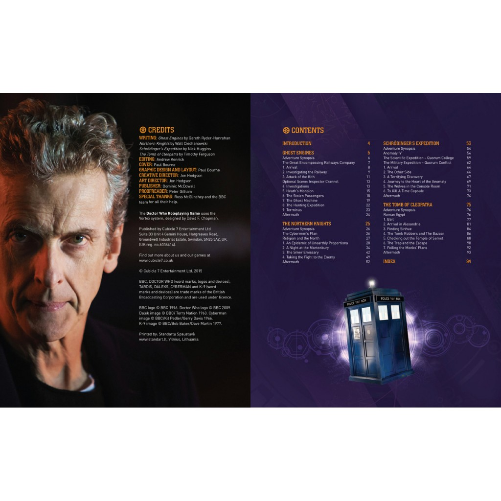 doctor who all of time and space volume 1