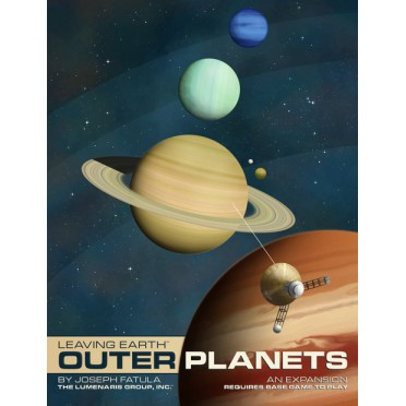 Leaving Earth - Outer Planets Expansion