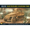Bolt Action  - German - Sd.Kfz 251/10 ausf D (3.7mm Pak) Half Track 0