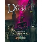 Boite de Malifaux - Through The Breach - Penny Dreadful - A Night In Rottenburg