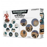 Sector Imperialis - 25 & 32mm Round Bases