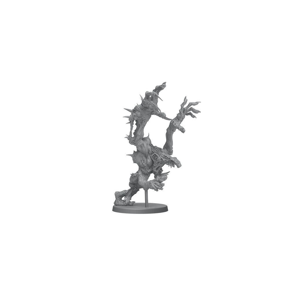 ZOMBIE BOSSES RULES ENGLISH //ZOMBICIDE BLACK PLAGUE//FROM ZOMBIE BOSS BOX