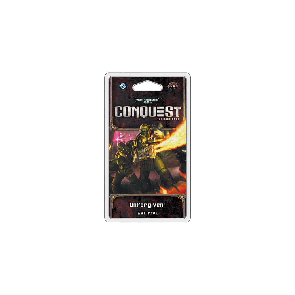 Warhammer 40 000 Conquest The Card Game Unforgiven