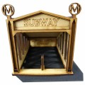 Subway Entrance 0
