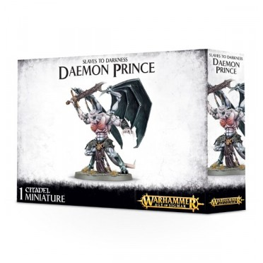 Age of Sigmar : Chaos - Slave to Darkness Deamon Prince