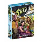 Smash Up (Anglais) - Cease and Desist