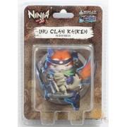 Boite de Ninja All Stars (Anglais) - Inu Clan Kaiken