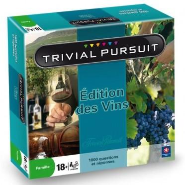 Trivial Pursuit - Editions des Vins 2014