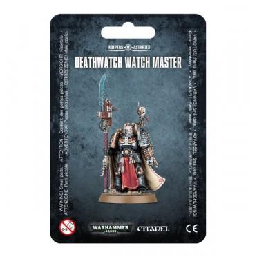 W40K : Adeptus Astartes - Deathwatch Watch Master