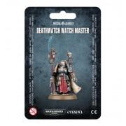 W40K : Adeptus Astartes Deathwatch - Watch Master