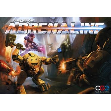 Adrenaline (Anglais)