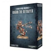 W40K : Chaos Space Marines - Kharn the Betrayer