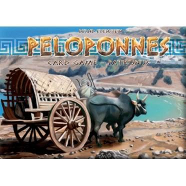 Peloponnes Card Game : Patronus