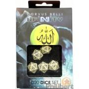 Infinity - Haqqislam D20 Dice Set