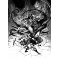 Barbarians of Lemuria - Edition Mythic 1