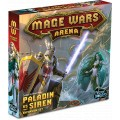 Mage Wars Arena : Paladin vs Siren 0