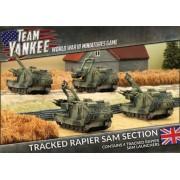 Team Yankee - Tracked Rapier SAM Section