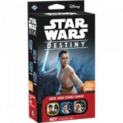 Boite de Star Wars Destiny : Rey Starter Set (Anglais)