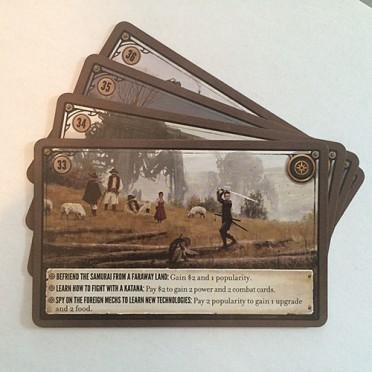 Scythe - Promo Encounter Cards 2