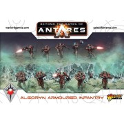 Antares - Algoryn Armoured Infantry